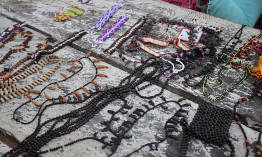 Munduruku art