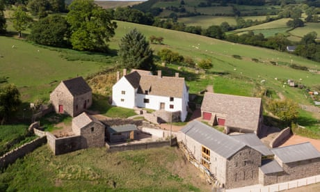 Welsh farmstead is rare medieval hall house, experts confirm