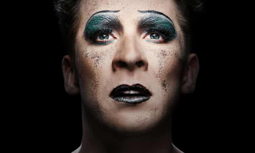 Hugh Sheridan as Hedwig in Hedwig and the Angry Inch