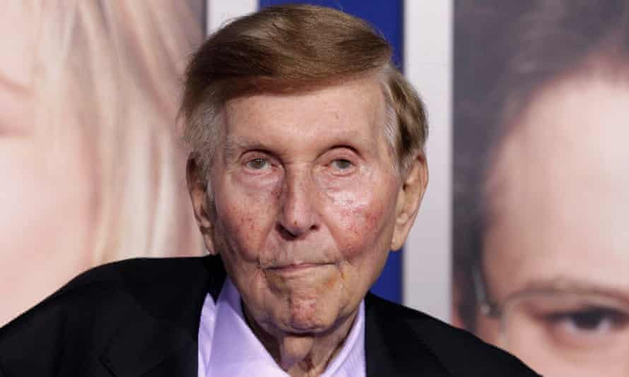 Sumner Redstone's ex-girlfriend, Manuela Herzer, is suing to prove he was not competent to remove her from his advance healthcare directive.