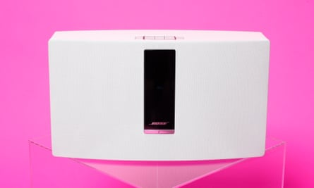 For bassheads: the Bose Soundtouch30
