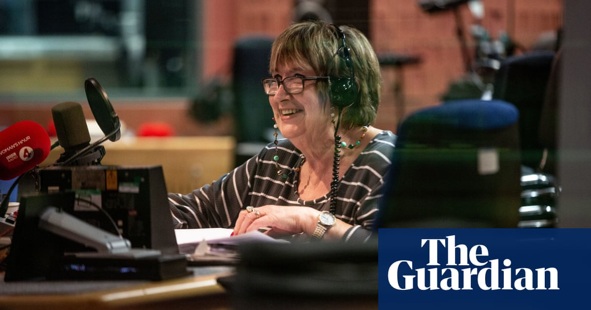 A tremendous legacy: Jenni Murray ends her tenure on BBCs Womans Hour