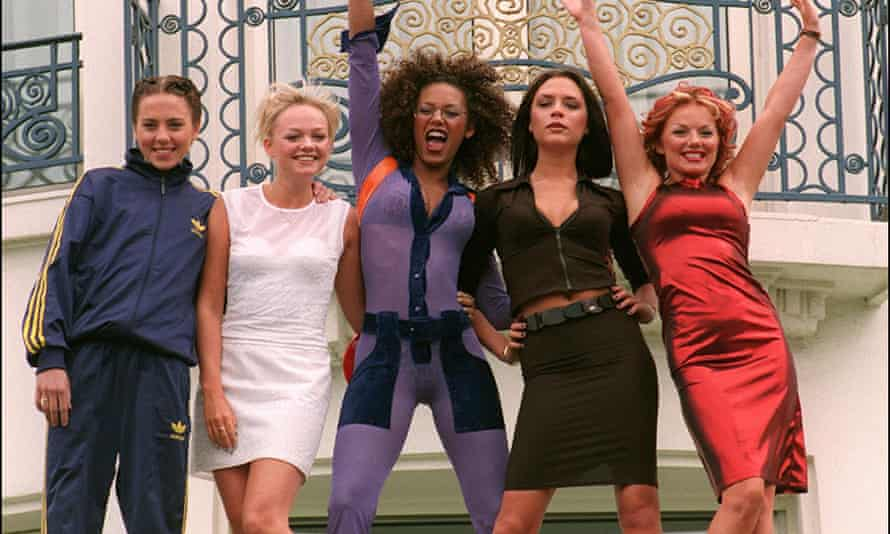 Throw the bucks at them ... the Spice Girls.