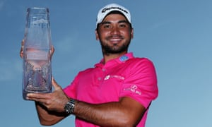 Jason Day shot 71 in the final round to win the Players Championship by four strokes.