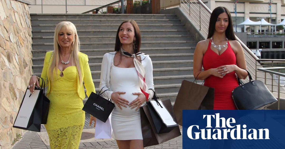 286fed78c1f Yummy Mummies is a far cry from The Handmaid's Tale, and yet shockingly  similar