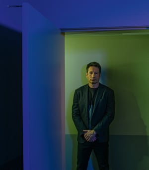 david duchovny i can t play mulder the way i did that would be