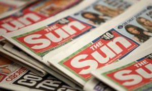The Sun is facing a growing backlash over its front-page report.