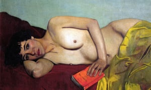 'I've read a lot of tweets. But this is not the kind of reading that is going to generate writing' ... Felix Vallotton's La lecture abandonnée (1924).