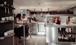 Gareth Ward's Ynyshir restaurant near Machynlleth, Wales