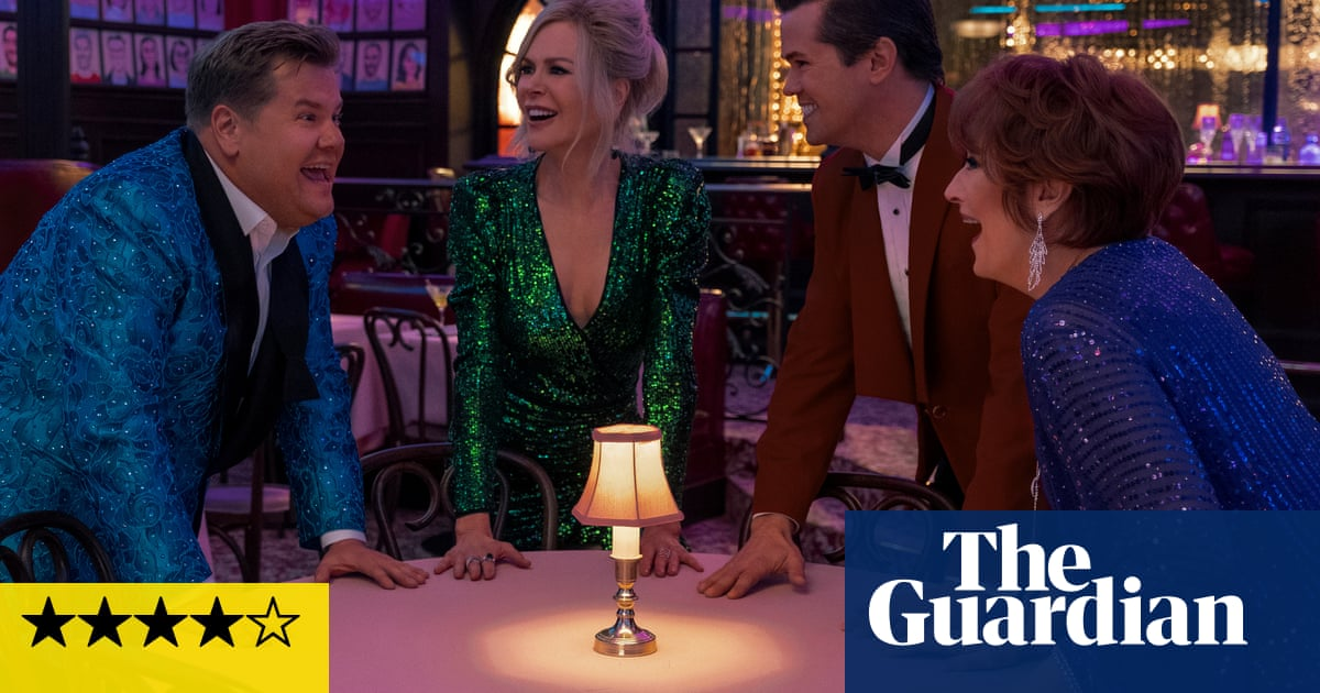 The Prom review – is Ryan Murphys musical the first film of the Biden era?