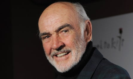 Sean Connery: James Bond actor dies aged 90 | Sean Connery | The Guardian