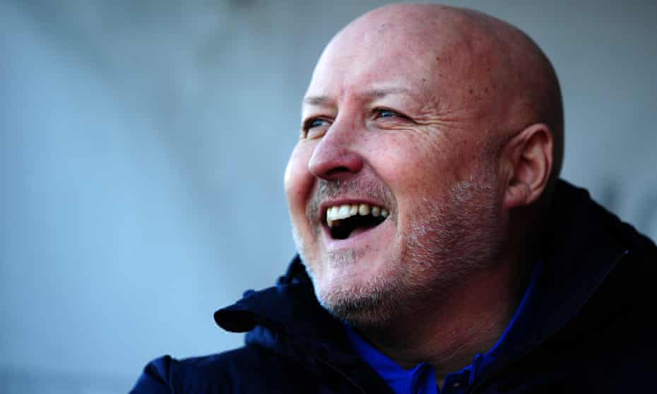 Russell Slade said he wants the control of data going back to the players.