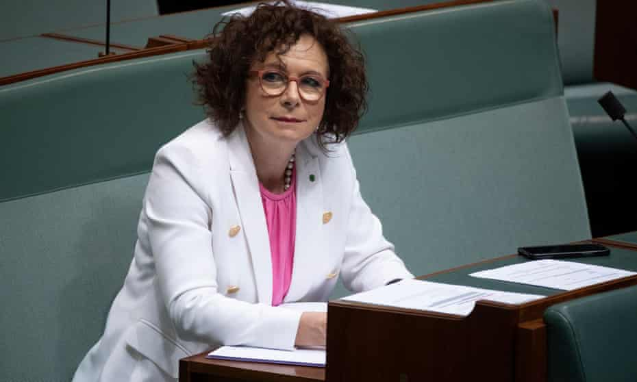 Anne Webster in parliament