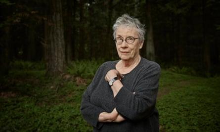 The novelist Annie Proulx