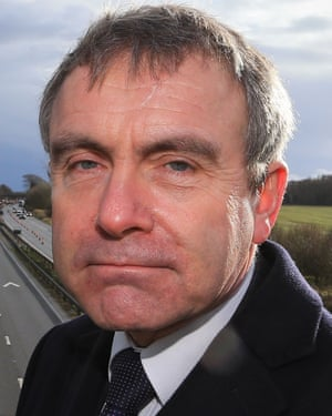Robert Goodwill, immigration minister.