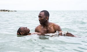 Best supporting actor … Mahershala Ali in Moonlight.