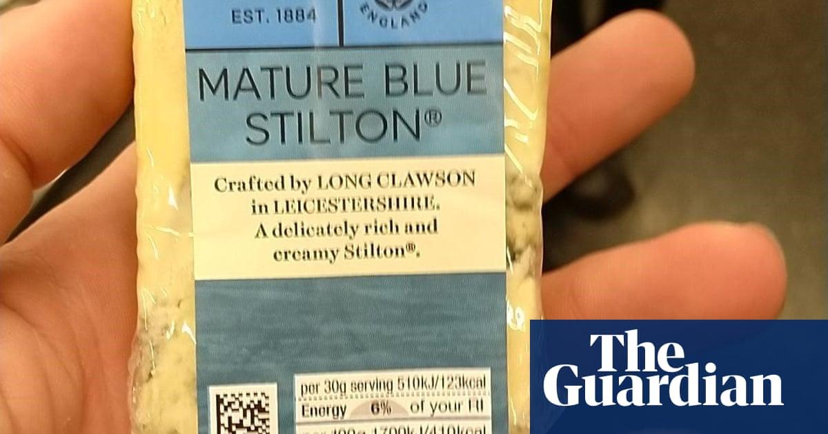 Feeling blue: drug dealer's 'love of stilton' leads to his arrest