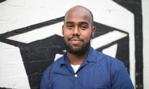 Sadiq Yusuf, project manager at the Muslim Welfare Centre at Finsbury Park, north London