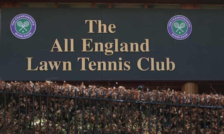 The All England Lawn Tennis Club.