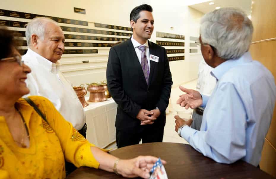Sri Preston Kulkarni plans to redouble his campaign's community outreach in 2020.