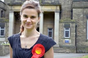 Jo Cox in 2014.