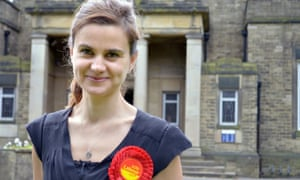 Jo Cox died from her injuries after being shot and stabbed by a rightwing extremist on 16 June 2016.