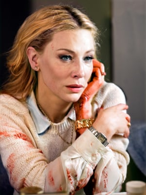 Cate Blanchett in The Present, Ethel Barrymore theater, New York, 2017