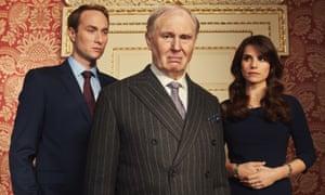 The BBC's royally entertaining adaptation of King Charles III.