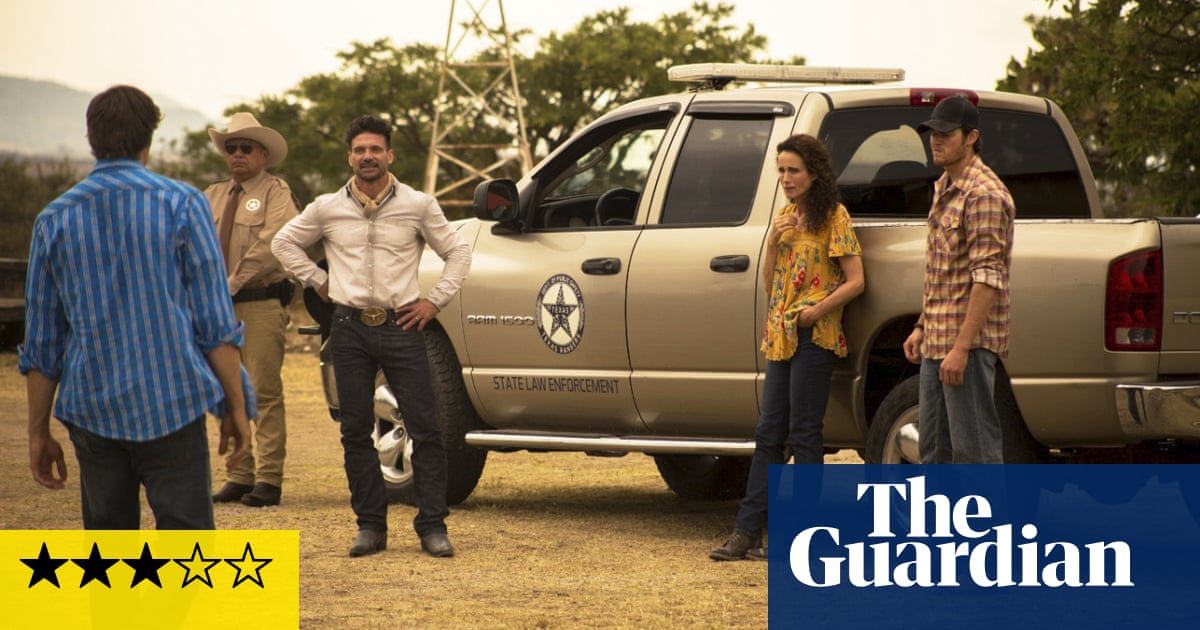 No Man's Land review – well-meaning drama about US-Mexico relations