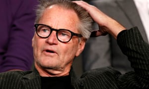 Sam Shepard: 'there's something European about his writing'.