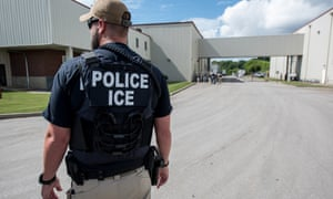 Reports said the man who died in Ice custody was 39 years old.
