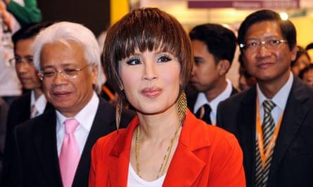 Princess Ubolratana Rajakanya Sirivadhana Barnavadi in Hong Kong in 2010.