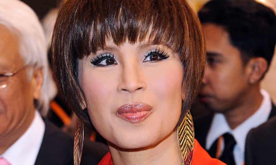 Thailand's Princess Ubolratana Rajakanya, who is running for prime minister