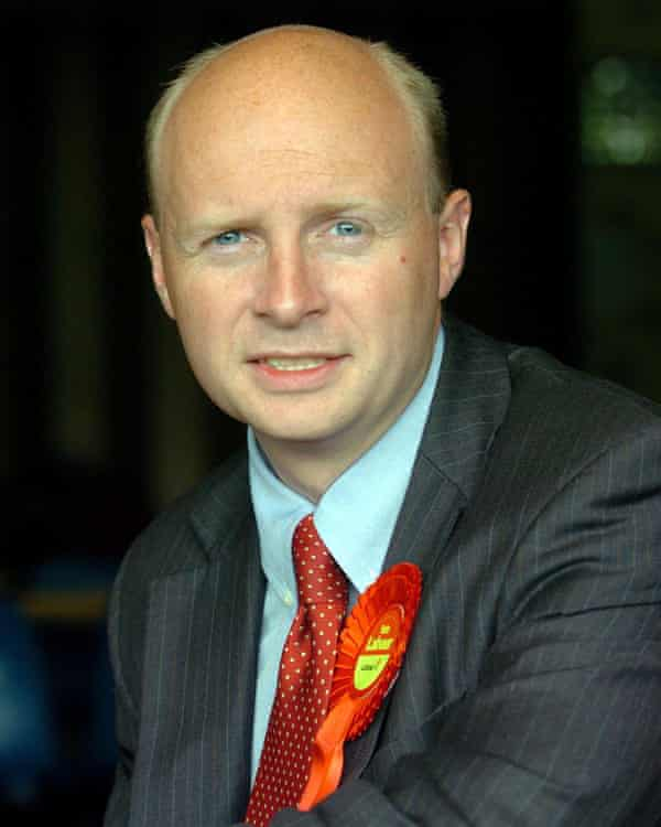 Labour's candidate Liam Byrne.