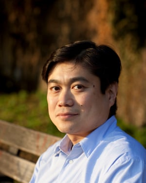 Joi Ito, former head of MIT's Media Lab.
