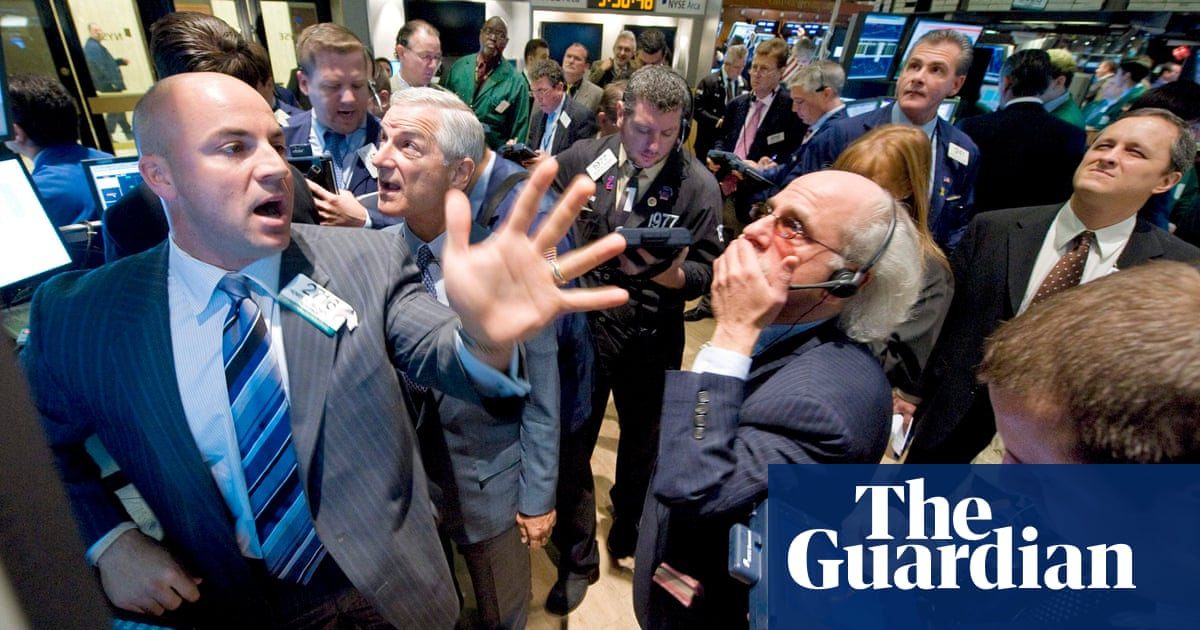 World economy at risk of another financial crash, says IMF