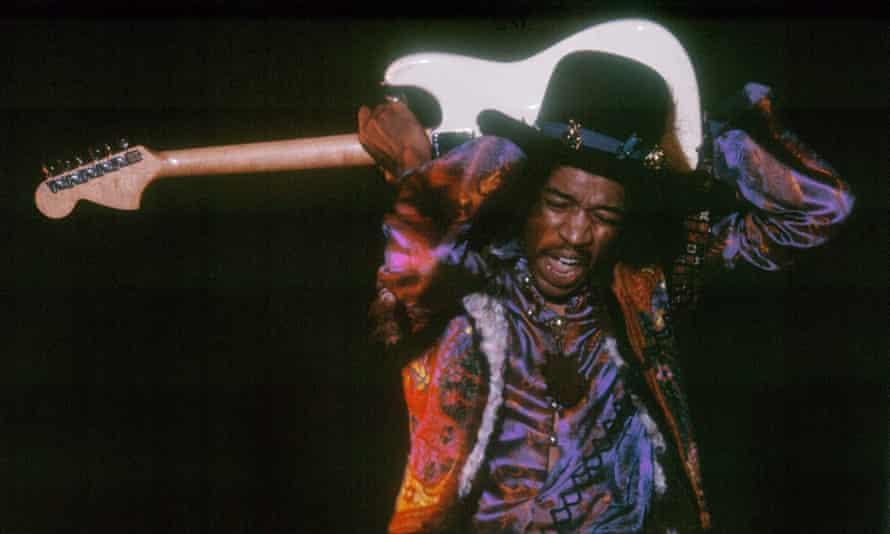 'Sonic possibilities' … Jimi Hendrix in 1967.