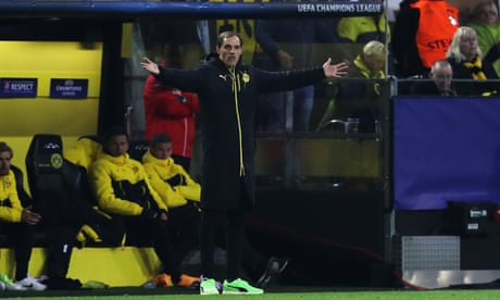 Borussia Dortmund coach unhappy with rescheduling of Monaco game – video