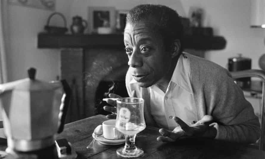 On a voyage of self-discovery: James Baldwin.