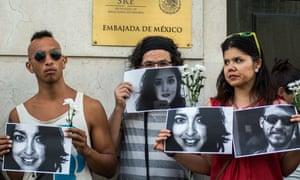 ruben espinosa nadia vera mexico murders