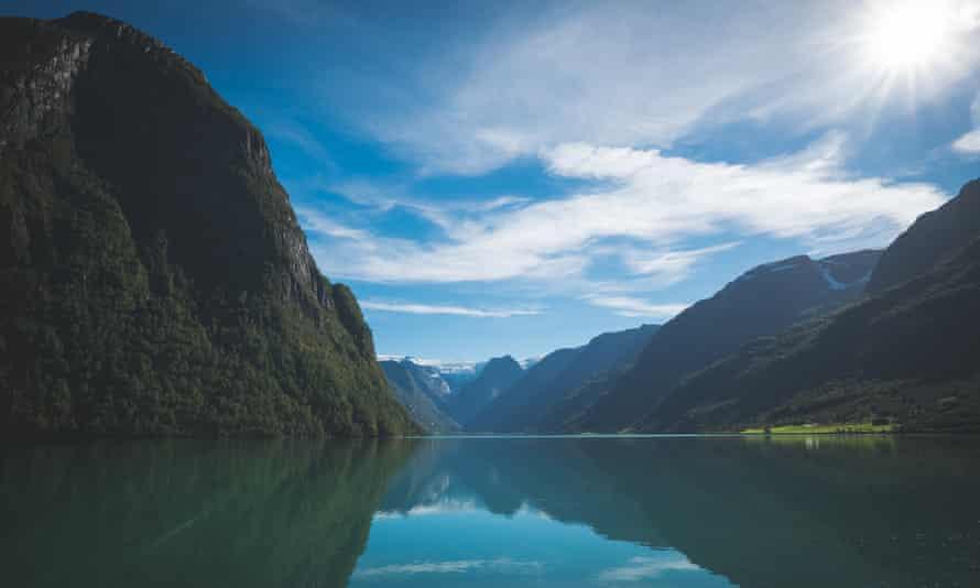 melkevoll bretun lake