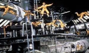 Drax entertainment … the villain's lair in Moonraker.