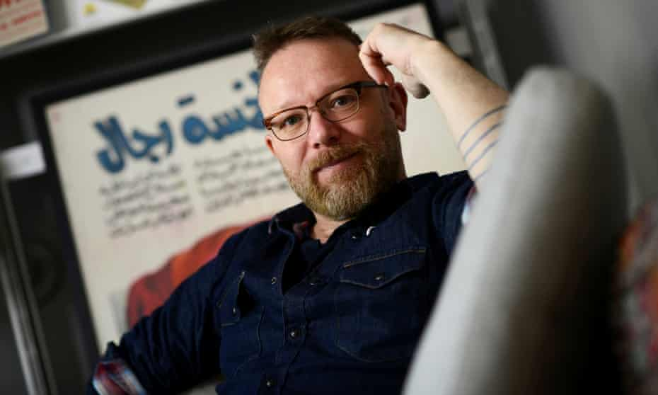 'All of the people most likely to benefit from PrEP are highly stigmatised' ... Will Nutland, co-founder of the charity PrEPster. Photograph: Dylan Martinez/Reuters