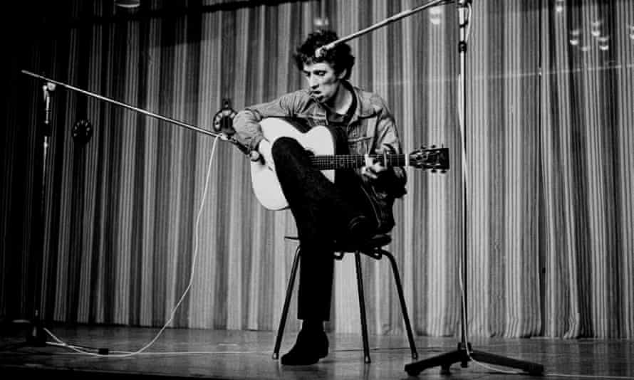 Bert Jansch … a powerful, understated performer