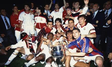 Milan 4-0 Barcelona: 1994 Champions League final – as it happened