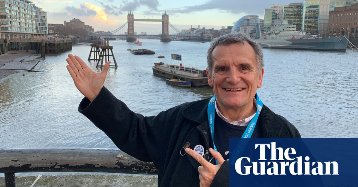 New routes to recovery for Britain's tour guides