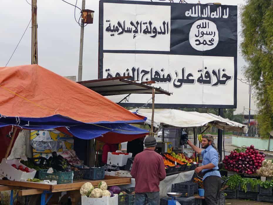 Business was booming in Isis, above all at the markets.
