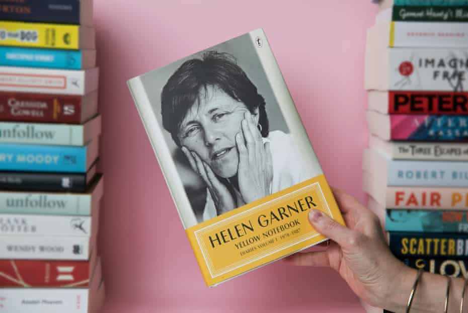 Helen Garner's Yellow Notebook