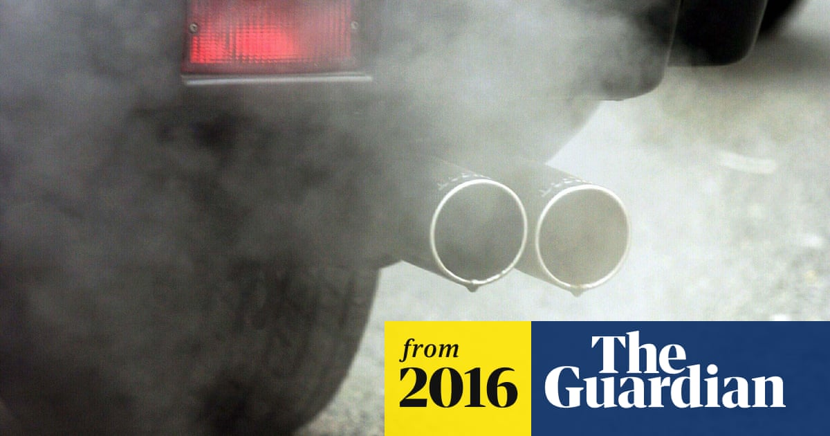 More than 1,000 diesel cars caught without pollution filter, figures