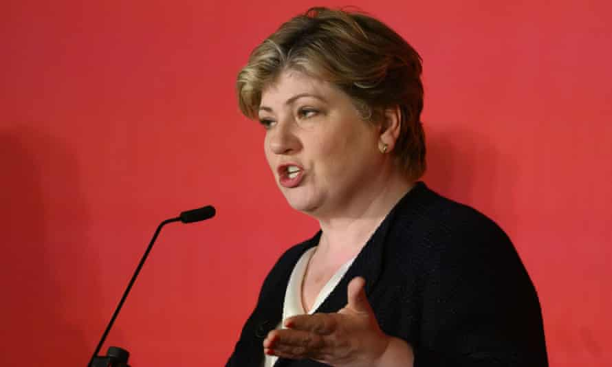 Emily Thornberry, the Labour spokeswoman on international trade.